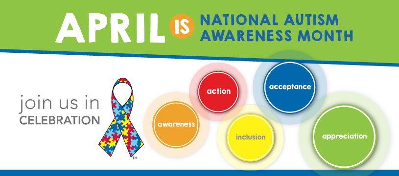 CCSO Recognizes National Autism Awarness Month | Press