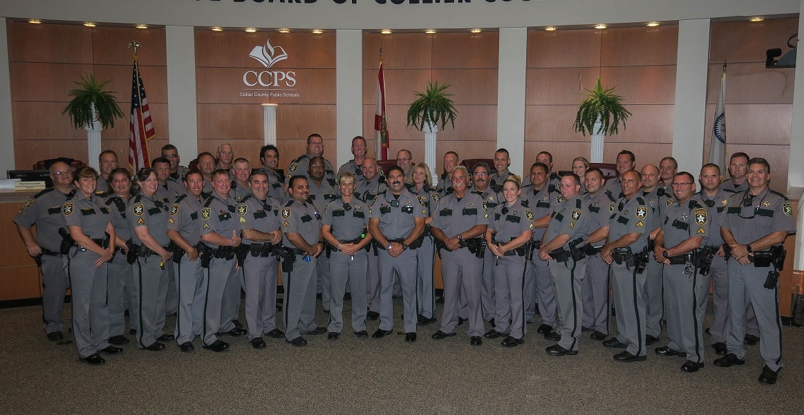 Collier County Sheriff's Office Youth Relations