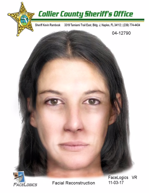 Detectives Release New Composite for Cold Case   Press