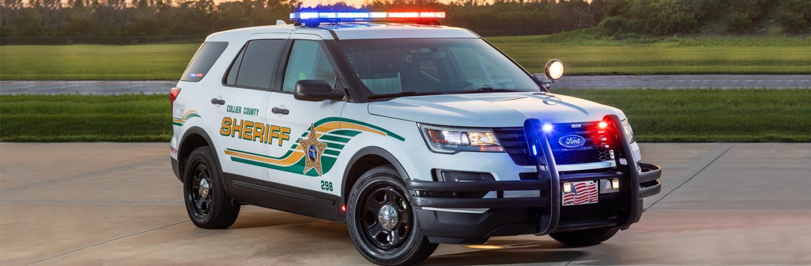Collier County, FL Sheriff | Sheriff Kevin J Rambosk, Naples FL